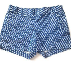 J. Crew City Fit Stretch Shorts Size 6
